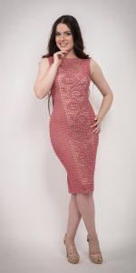Elegant Crochet Dress for sale)