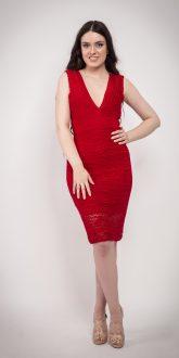 Luxury Crochet Dress